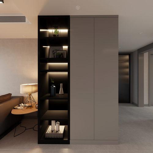 hf01现代家装全景